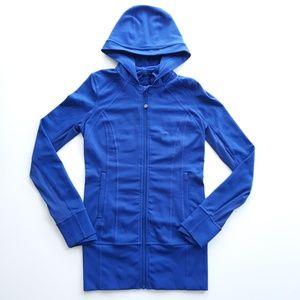 Lululemon Athletica Womens Hoodie Jacket Size 4